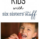 A day in the life of feeding our kids with SixSistersStuff.com