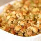 Apple Onion and Celery Stuffing on SixSistersStuff.com