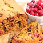 Cranberry Pumpkin Bread - Six Sisters' Stuff