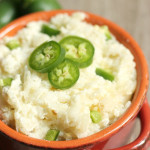 Green Chile Rice from Six Sisters' Stuff