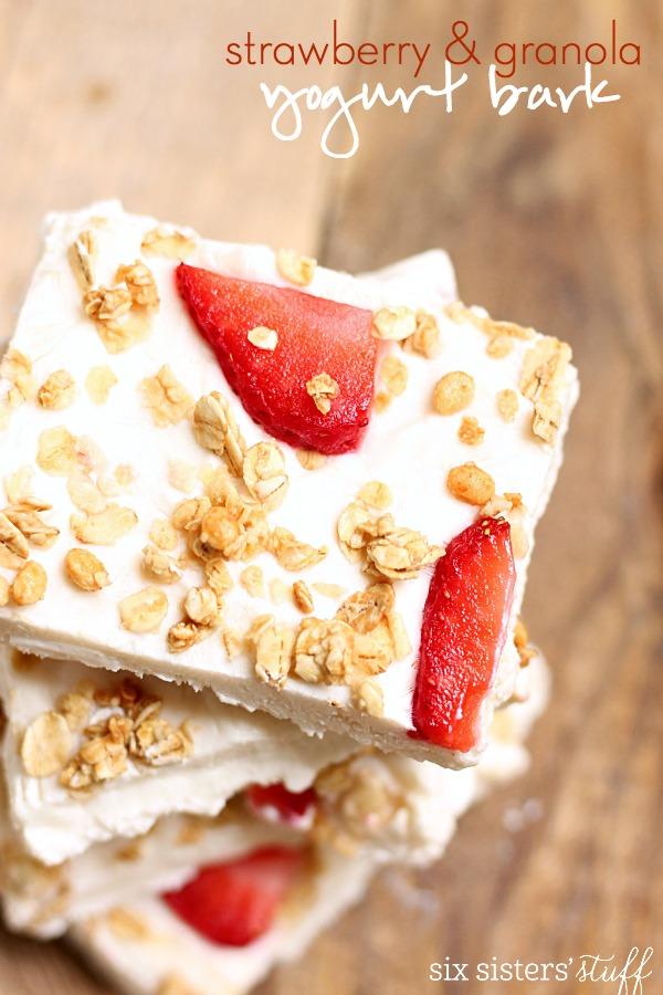 easy healthy desserts