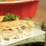 White Turkey Lasagna on Six Sisters' Stuff