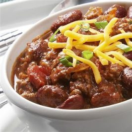 Fresh Food Friday- 10 CHILI Recipes (Our Halloween Tradition)