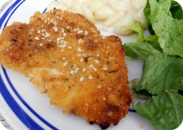 Savory Yogurt Chicken Breasts Recipe