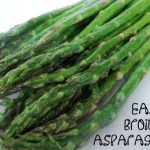 5 Easy Broiled Asparagus