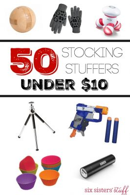Stocking Stuffers Under $10 for Adults