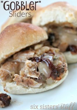 Gobbler Sliders Recipe