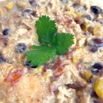 Slow Cooker Cream Cheese Chili
