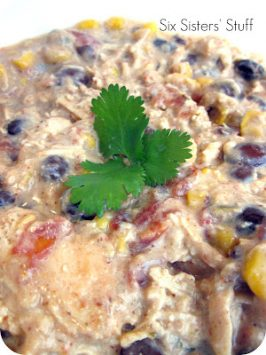 Slow Cooker Cream Cheese Chili Recipe