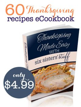 NEW Thanksgiving Recipes eCookbook