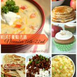 Weekly menu plan november 16-22