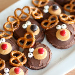 chocolate reindeer cookies from six sisters' stuff