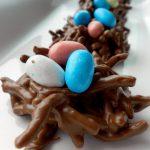 chow mein chocolate bird nests