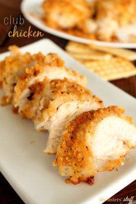 club chicken from SSS