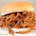 slow cooker smoky BBQ pulled pork