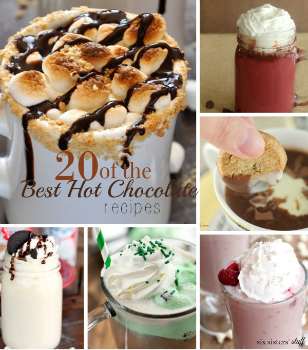 20 of the Best Hot Chocolate Recipes