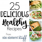 25 Delicious Healthy Recipes