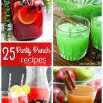 25 Party Punch Recipes