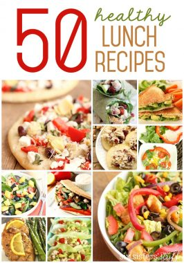 50 Healthy Lunch Recipes