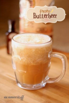 Frozen Butterbeer
