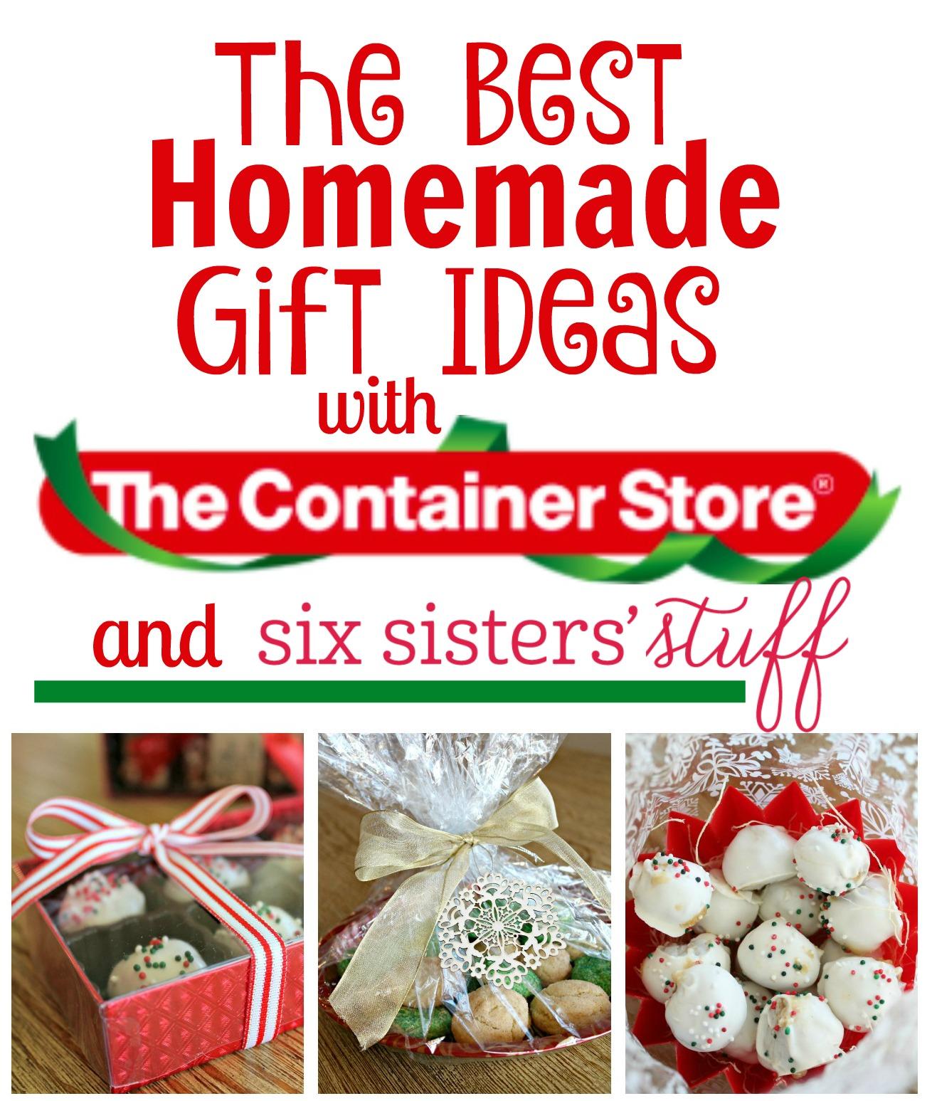 The Best Homemade Neighbor Gift Ideas