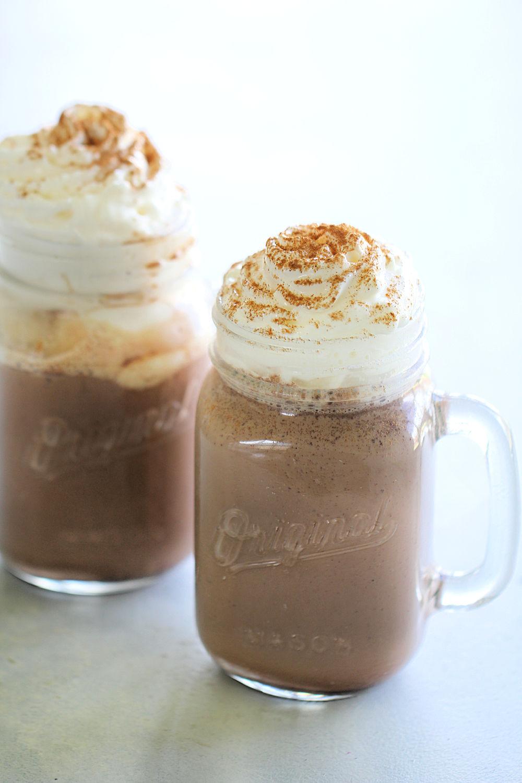 Disneyland's Hot Chocolate Recipe