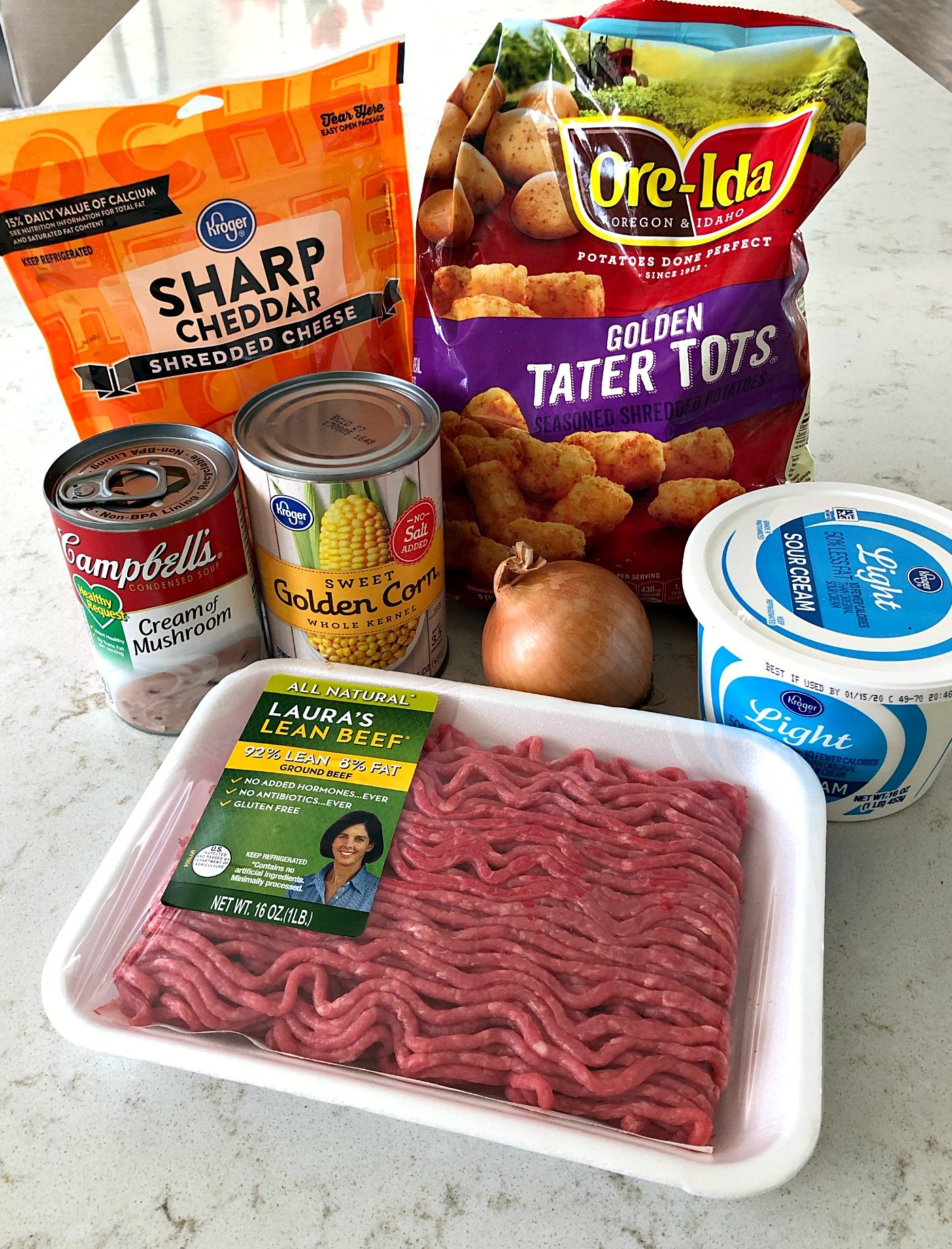 ingredients in cowboy casserole