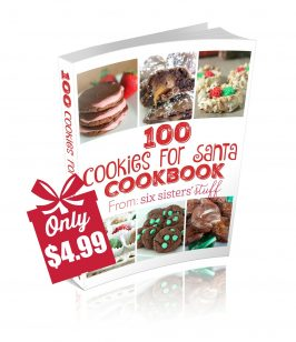 100 Cookies for Santa E-Cookbook