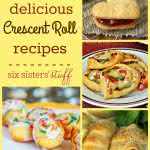 40 Delicious Crescent Roll Recipes