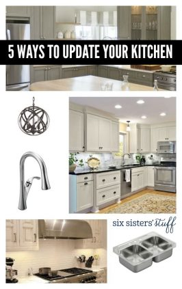 5 Ways To Update Your Kitchen This Year