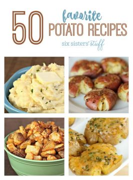 50 Favorite Potato Recipes