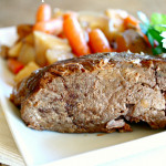 Apple Cider Rump Roast