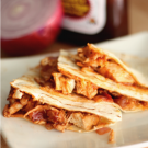 Barbecue Bacon Chicken Quesadillas square