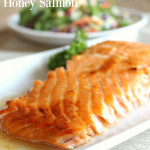 Brown Sugar Honey Salmon11