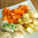 One Pan Ranch Chicken