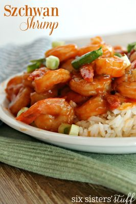 Szechwan Shrimp Recipe