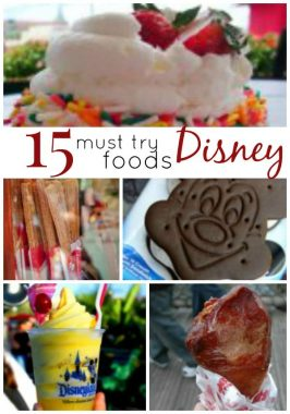 15 Foods You Have to Try in Disneyland