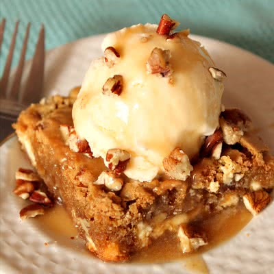 Applebee's Copycat Maple Butter Blondies 2