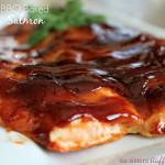 BBQ Bakes Salmon 1