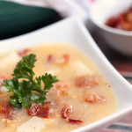 Corn and Bacon Chowder Recipe - Six Sisters' Stuff