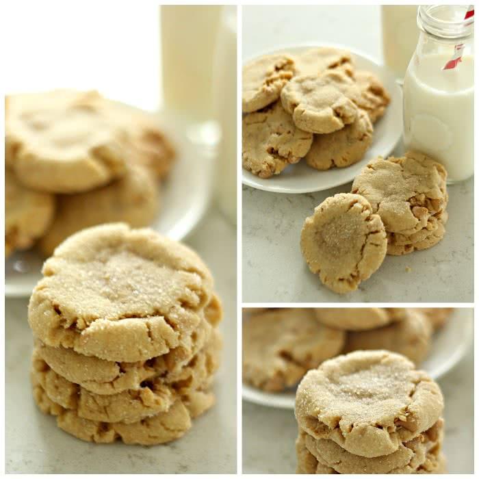 Disneyland Bakery Peanut Butter Cookies