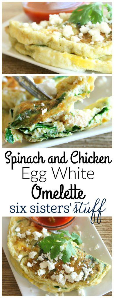 telur Putih Omelette 6
