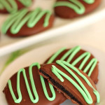No Bake Thin Mint Cookies