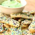 Sugar Cookie Strips from SixSistersStuff