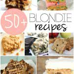 top 50 blondie recipes