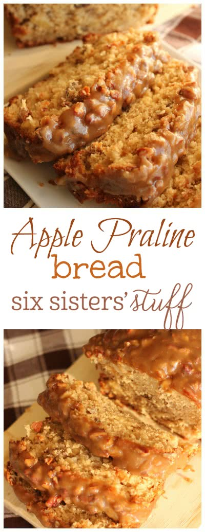 Apple Praline Bread 2