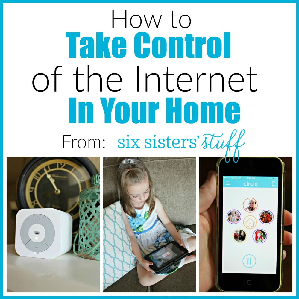 How to Take Control of the Internet in Your Home