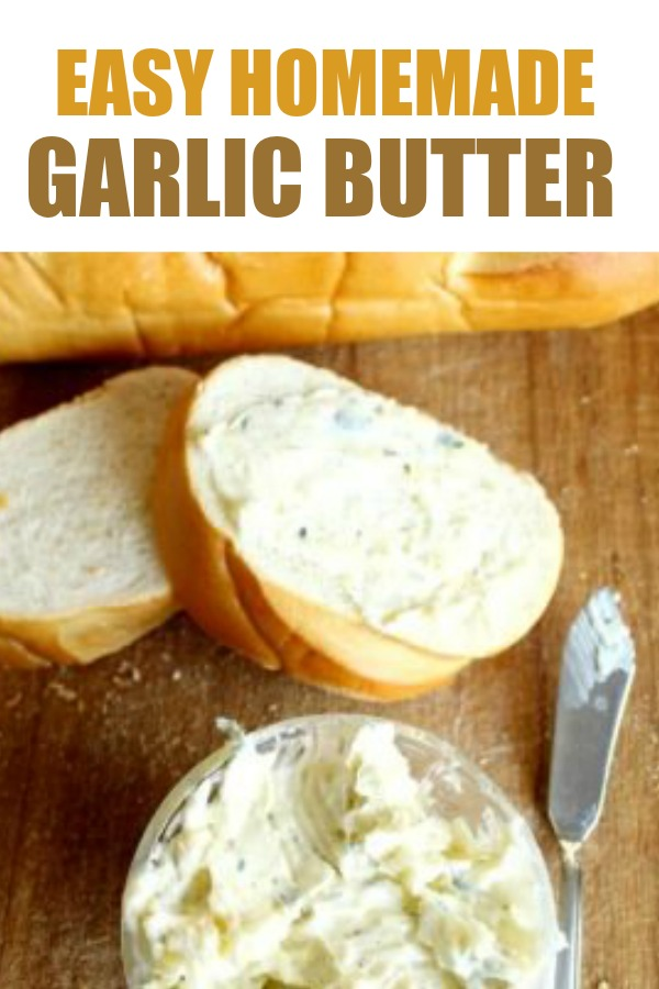 Homemade Garlic Butter Our Pro Tips