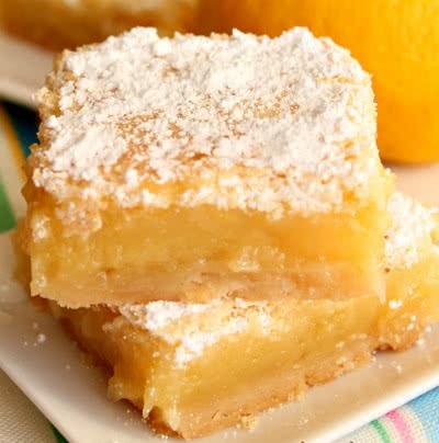 Lemon Bars 4
