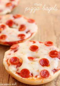 Mini-Pizza-Bagels-from-Six-Sisters-Stuff